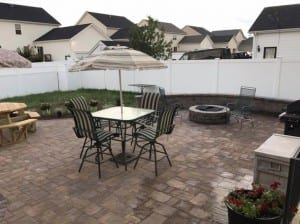 Backyard Patio installations charles county