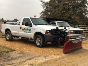 Snow Removal Service calvert county