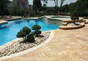 Pool Landscaping & Patio calvert county